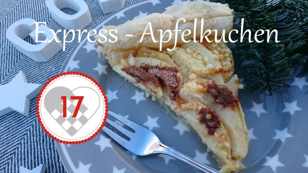 Express Apfelkuchen