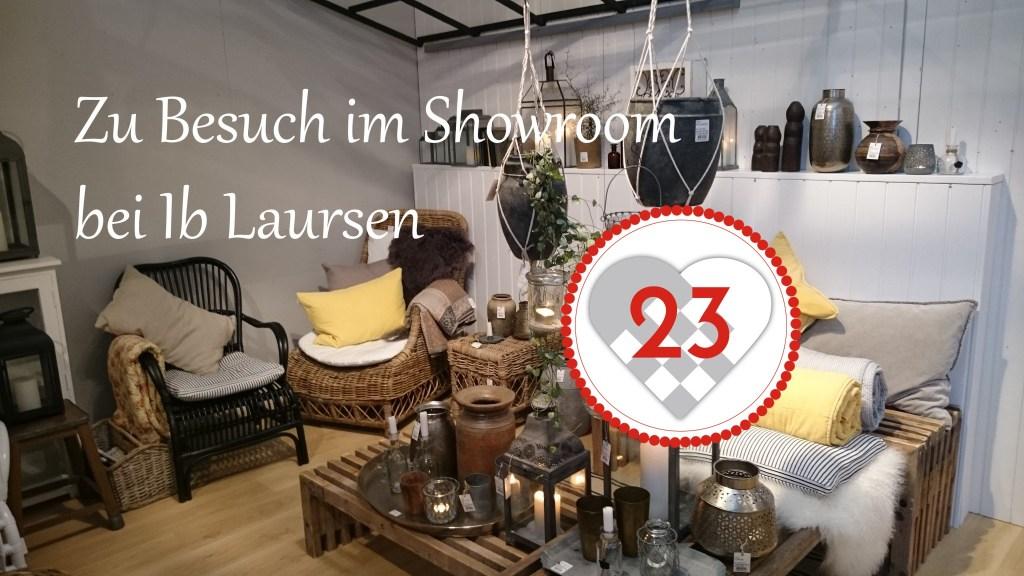 Dänemark wo das Glück wohnt Zu Besuch im Showroom bei Ib Laursen