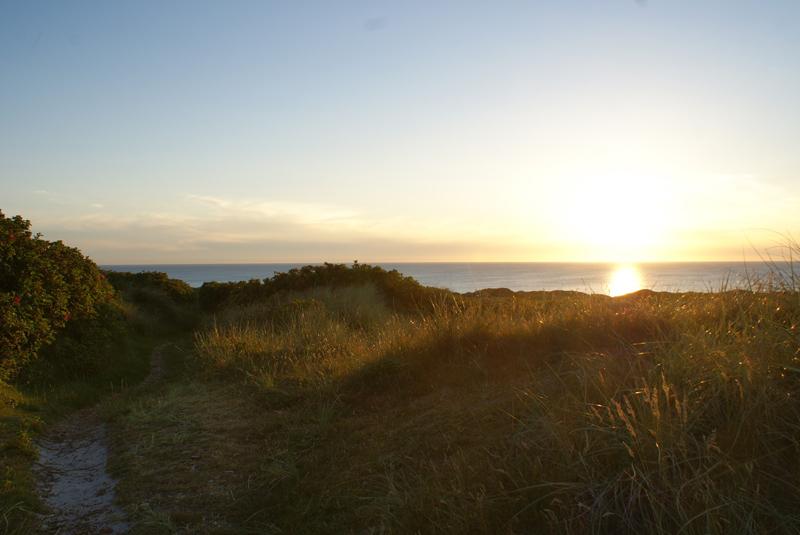 Dänemark wo das Glück wohnt Sti 13 romantischer Spaziergang