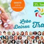 Lebe Deinen Traum – Onlinekonferenz für Frauen