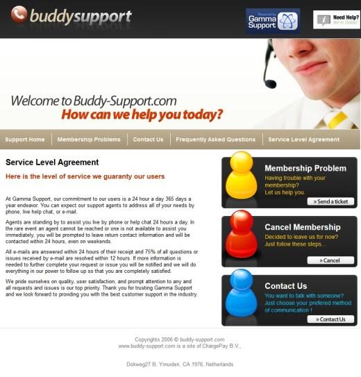 buddysupport
