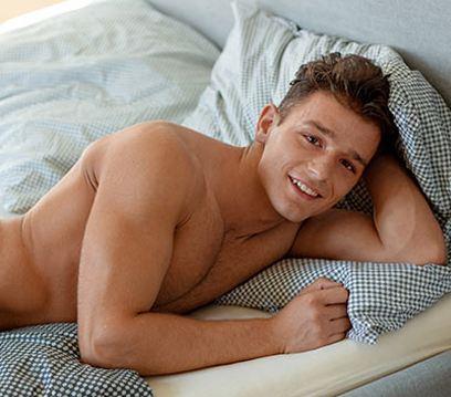 BelAmi: 笑顔がかわいい巨根の現役大学生Brandon Harper