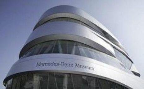 Museo de Mercedes-Benz, Stuttgart