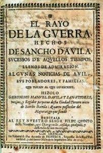 TSR_Davila_El_rayo_de_la_Guerra