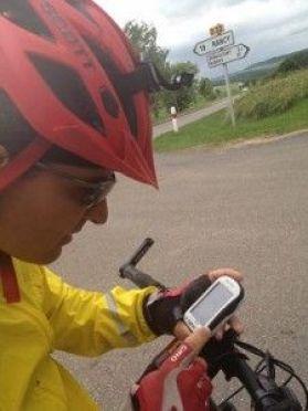 TSR_consultando GPS en cruce de Nancy