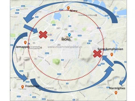 Batalla de Mons, 1572