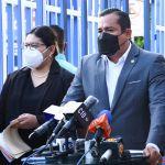 Presentan aviso ante la Fiscalía contra Roberto Anzora de la Corte de Cuentas por difundir información preliminar de una auditoría