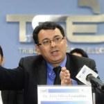 Magistrado del TSE dice que evalúan contratar seguridad privada para las Elecciones por falta de confianza en la PNC