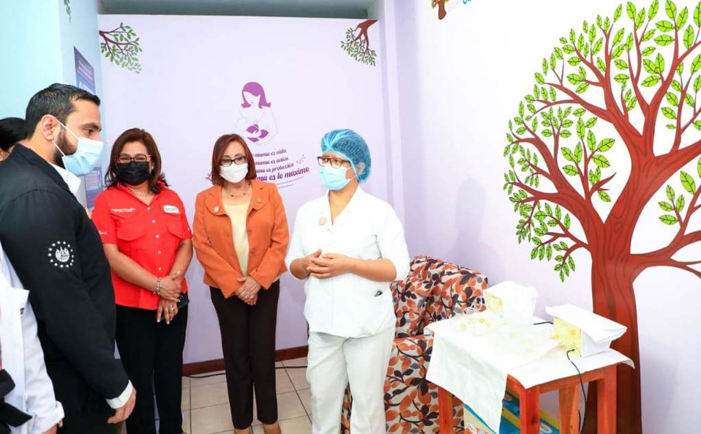 Hospital San Rafael ya cuenta con Centro Recolector de Leche Materna