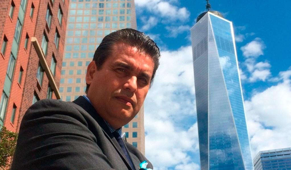 El último hombre en salir de la primera Torre Gemela derrumbada el 11-S