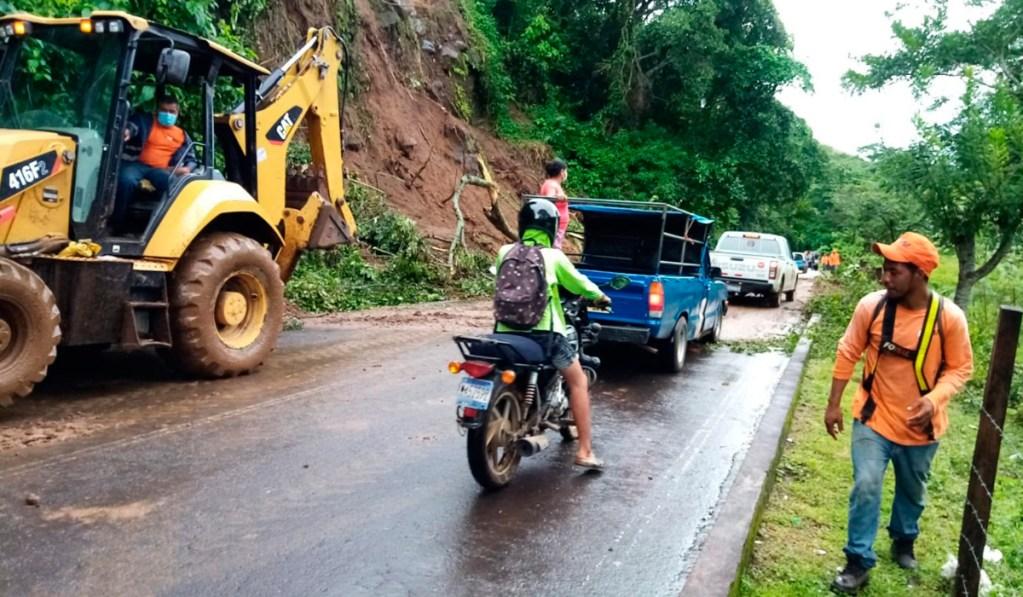 Alerta amarilla en todo el país ante el incremento de las lluvias