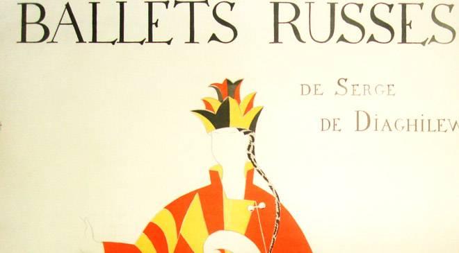 Resultado de imagen de sergei diaghilev ballets rusos