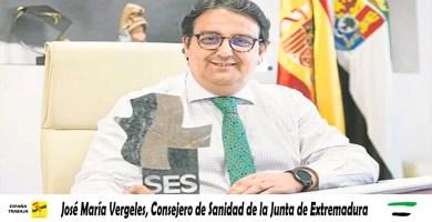 Extremadura: 11% en listas de espera