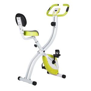 Ultrasport F-BikeFahrradtrainer, faltbarer Heimtrainer