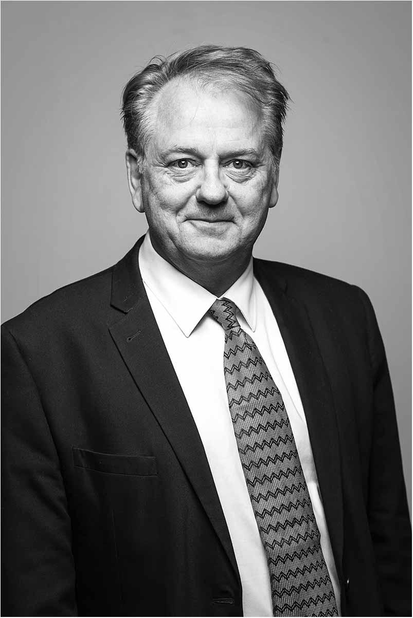 Medarbejderportræt af CEO & Partner i Esbjerg