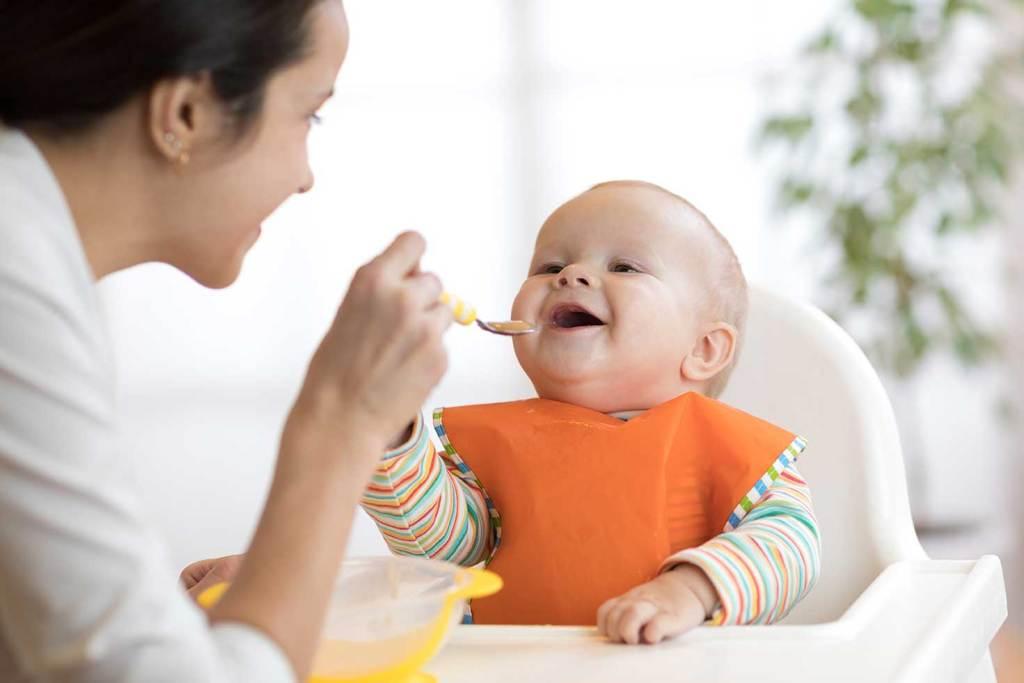 Tagespflege, Tagesmutter, U3 Ernährung