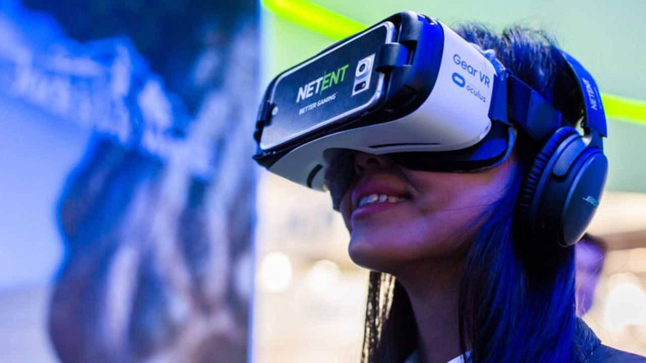 NetEnt VR Live Casino