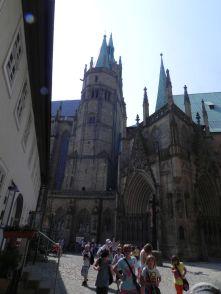 Ausflug in die Landeshauptstadt Erfurt
