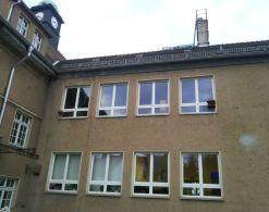 Fenster neu Hof