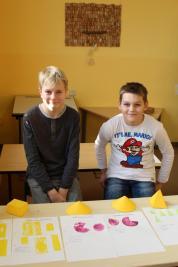 Justin und Nicklas