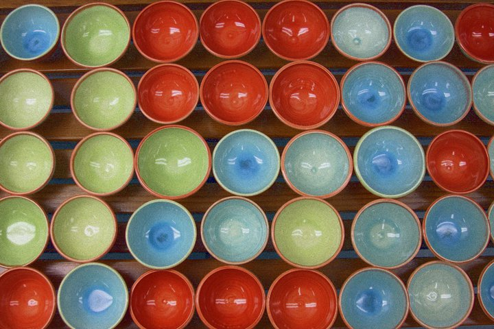 Centering as a Meditation and Bowls Made in Service