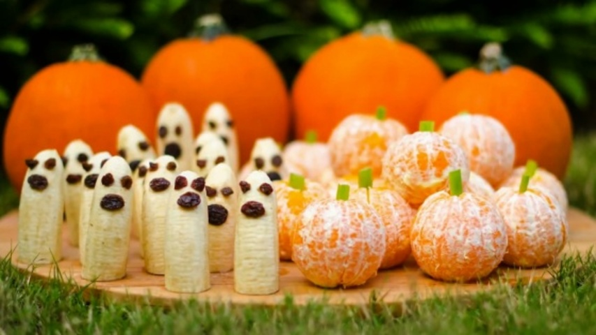 A Vegan Halloween