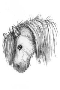 Isa och Minigänget hästböcker av Lotta Hylander