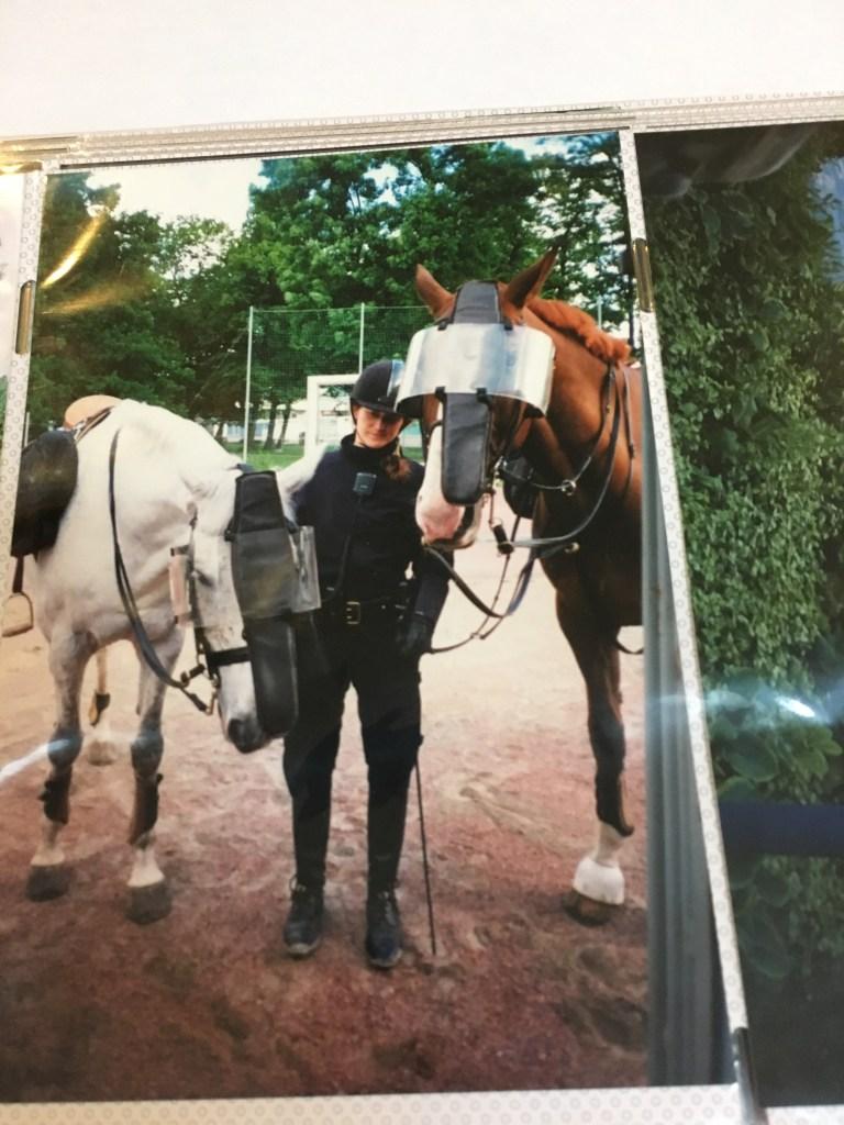 Isa och Minigänget - Hjältehästarna, barnbok av Lotta Hylander