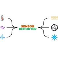 SensorReporter logo