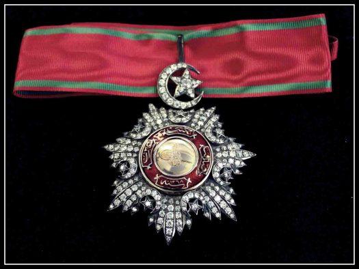 osmanlı madalya