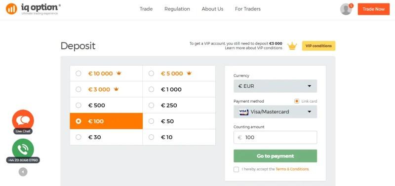 Hvordan kjøpe NEO i Norge steg 2