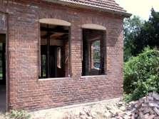 Sanierung eines Bauernhauses