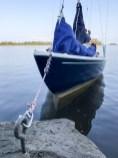 S/y Inke förstikurssin purjehduksella Seliskerissä