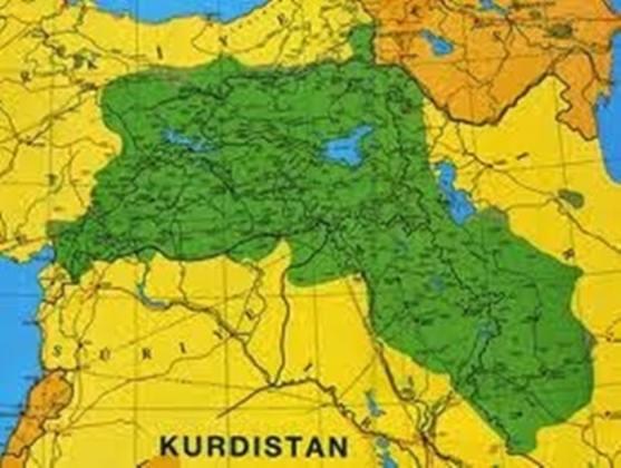 Géographie Kurdistan