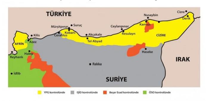 suriye kurds