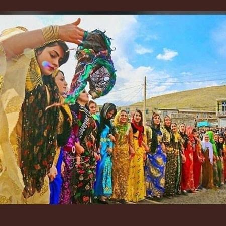 irane jine kurd