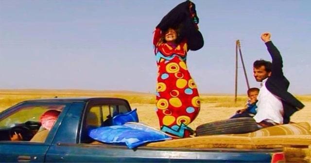suriye kürt kadınlar