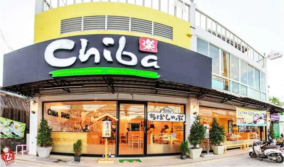 CHIBA SHABU