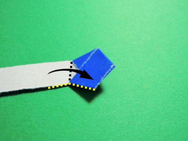 折り紙でインテリア!ラッキースターの折り方|星型こんぺいとうの作り方
