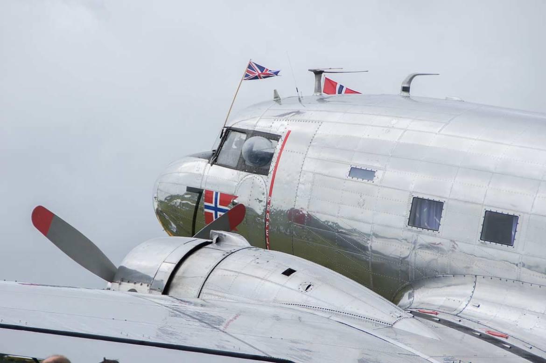 Goodwood Revival - Flugzeuge