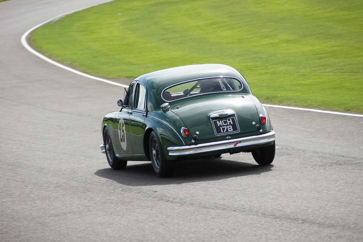 Goodwood Revival Saint Mary's Trophy