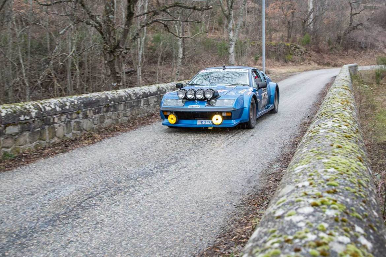 Lamastre - Plats · ZR 9 · 20. Rallye Monte-Carlo Historique 2017 · 30.01.2017, 15:54 Uhr