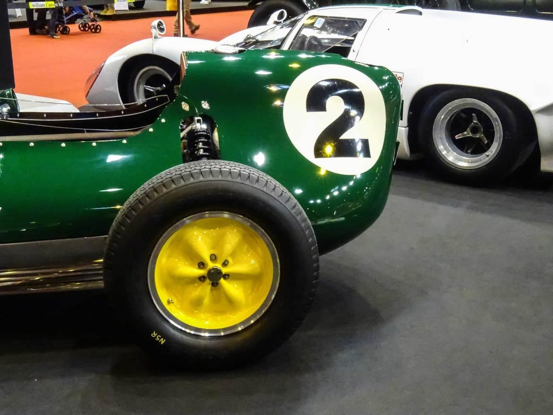 Lotus 16 Grand Prix ex. Jim Clark