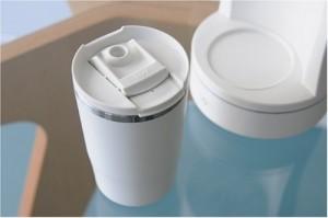 barouche(バルーシュ)コーヒーメーカー BR-01-WH デザインコーヒーメーカー マグ
