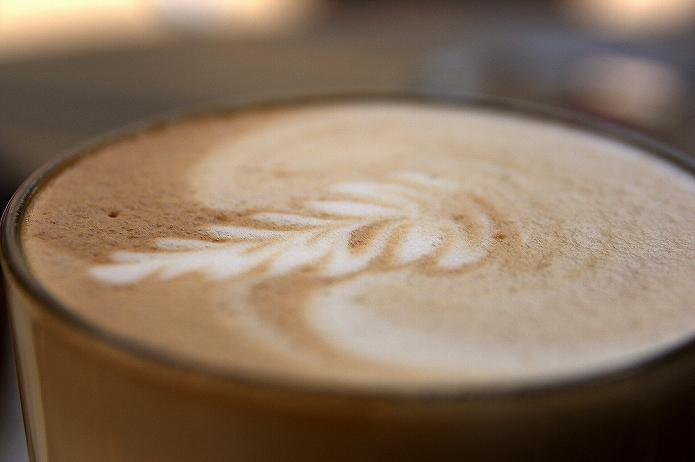 おいしいカフェラテのいれかた