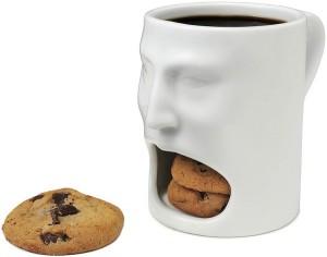 おうちカフェにカップのお客様