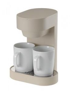 プラスマイナスゼロ コーヒーメーカー ベージュ