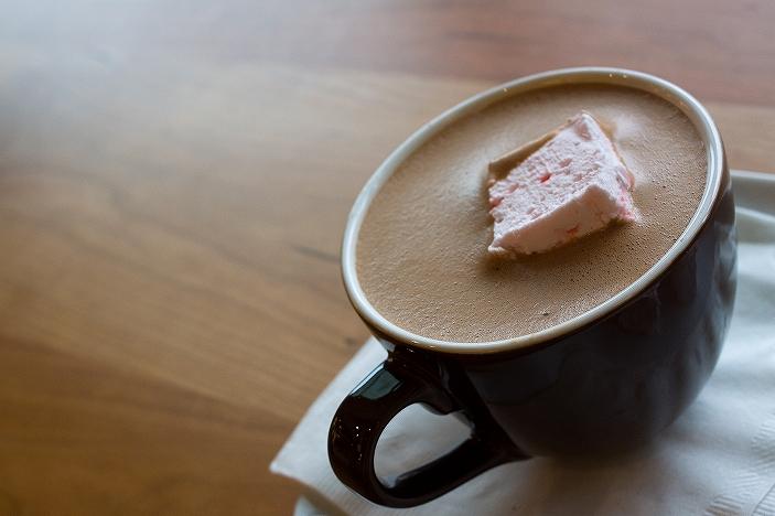 「おうちココア」おうちカフェメニューにココア追加しました