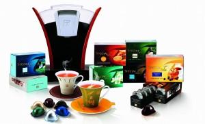 おいしい紅茶を新鮮な真空パックカプセルでいれるティーマシン ネスレ SPECIAL.T(スペシャル.T)