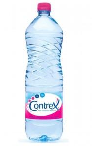 硬水コントレックス